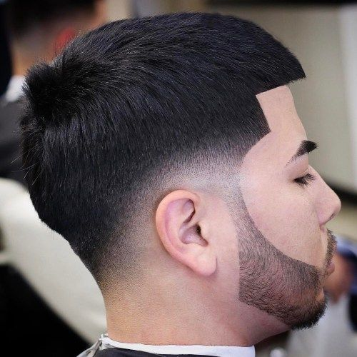 Cezaris Cut With Drop Fade