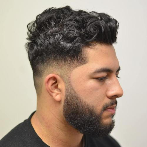 Garbanotas Fade Haircut