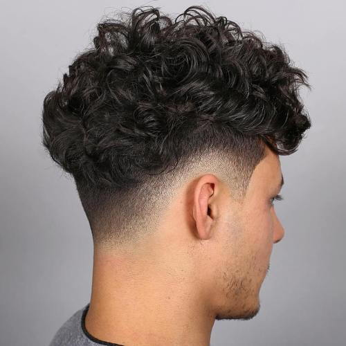 Garbanotas Fade Undercut For Men