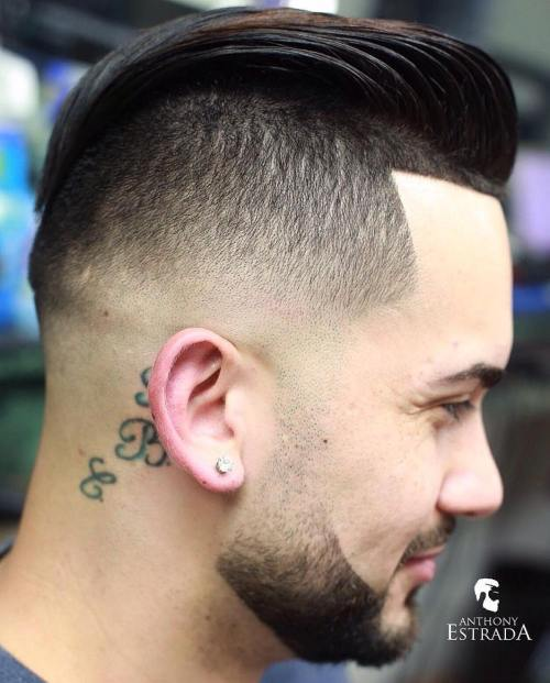 Ilgai Top With Fade Undercut