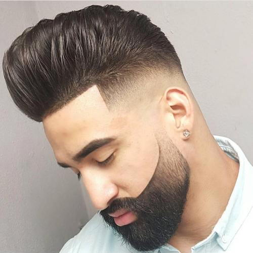 קַו Up Fade For Men