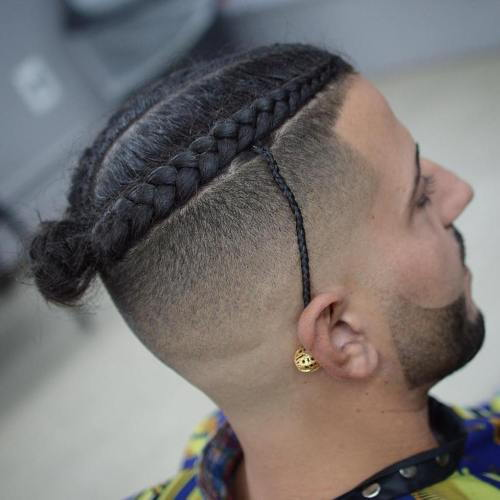 Pinti Hald Shaved Hairstyle For Men