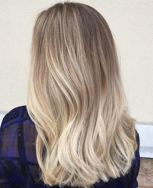 tamsi blonde to platinum ombre