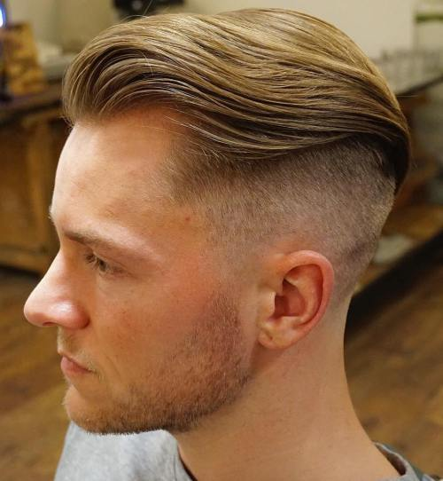 dugo Top Undercut For Men