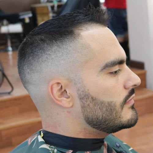 Ćelav Fade For Thin Hair