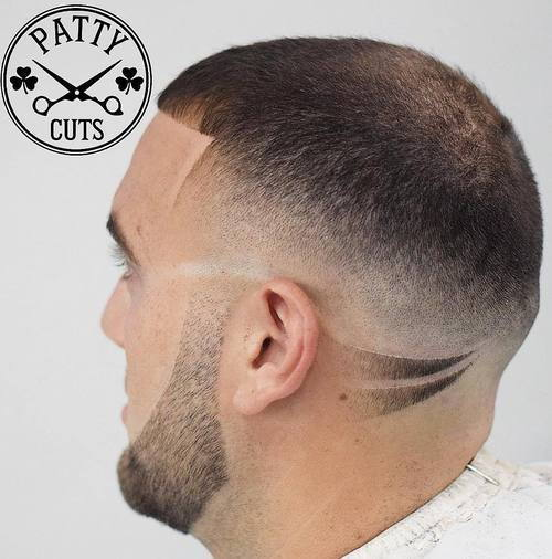 Cezar fade haircut
