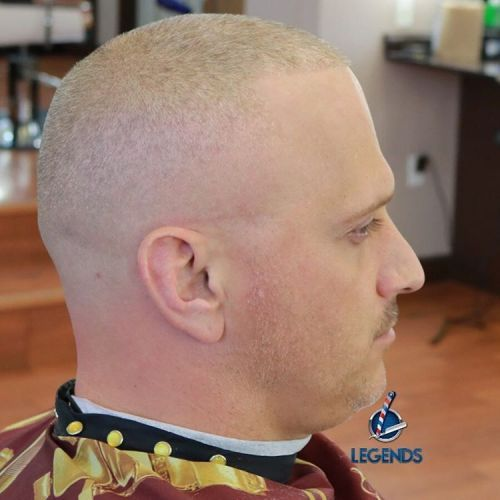 תוֹסֶפֶת Short Skin Fade Haircut