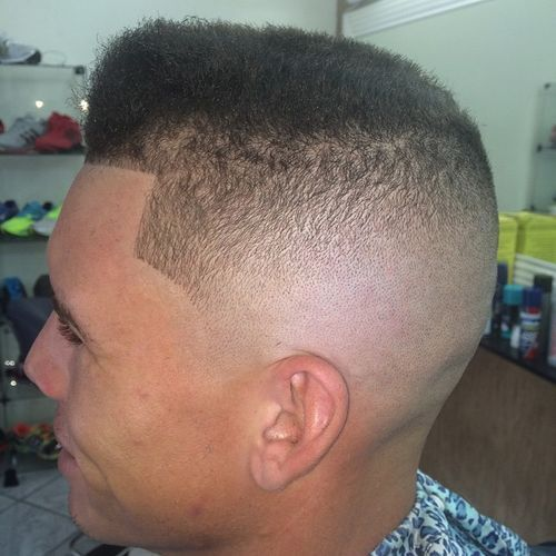 שָׁטוּחַ top men's haircut