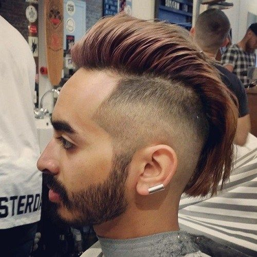 nusiskuto sides hairstyle for men