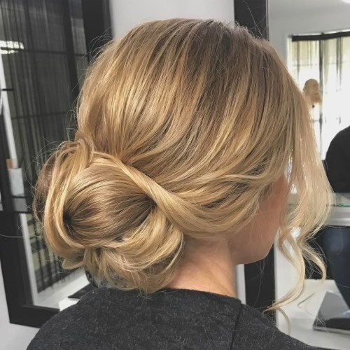 אַגָבִי Low Sock Bun