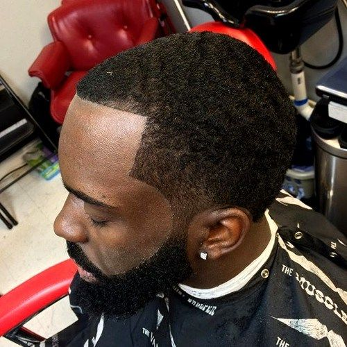 trumpas haircut for African American men