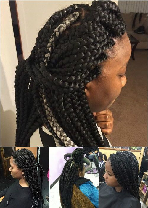 velik box braids hairstyles