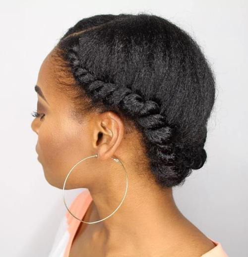 traka za kosu Twist For Natural Hair
