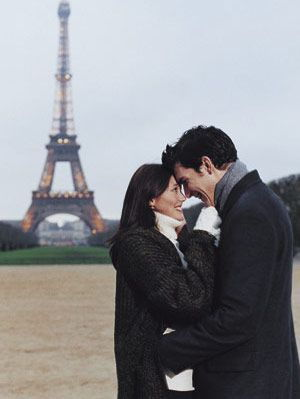 Pariz, City of Love and romance