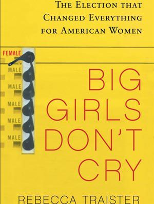 velik girls dont cry book cover