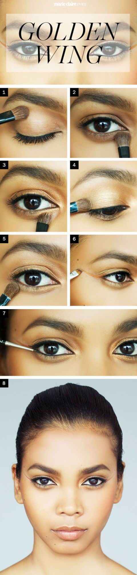 how to do a golden wing