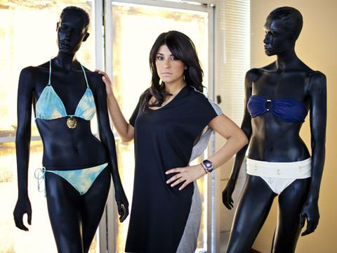 Tala rassi and her designs
