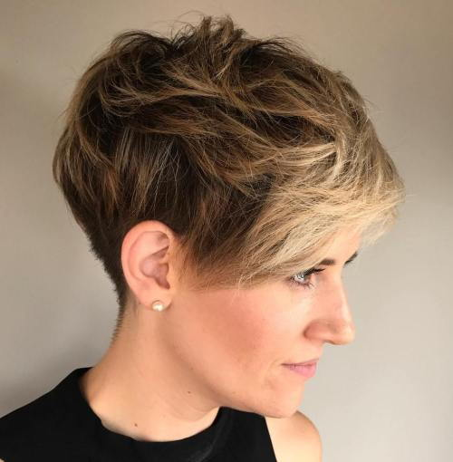 Kvailas Tapered Pixie