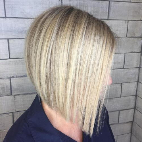 Tup Blonde Bob For Straight Hair
