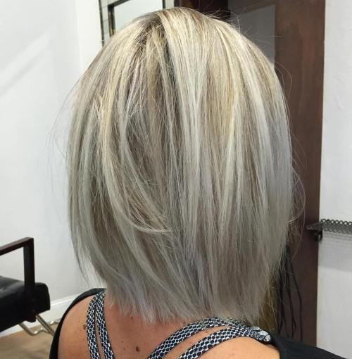 Pepeo Blonde Shoulder Length Bob