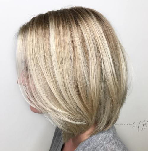 Ovratnik Bone Blonde Bob