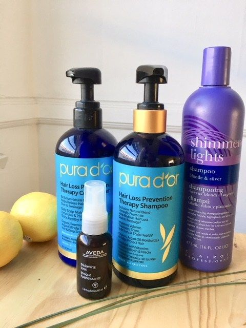 Plaukai Products for Long Gray Hair