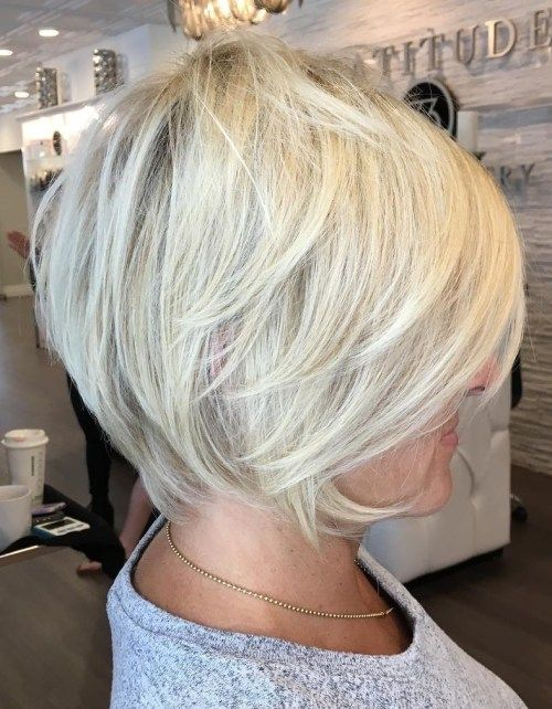 Balta Blonde Pixie Bob Over 50
