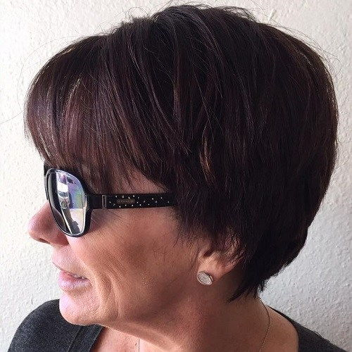 Trumpa Layered Haircut