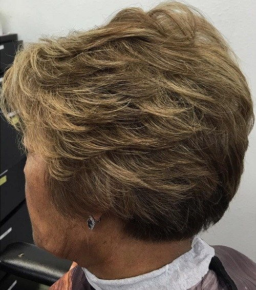 Trumpa Haircut For Older Women