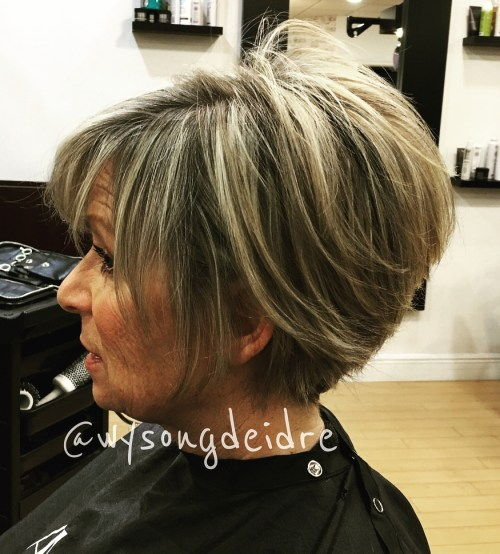 Sukrauti Bob For Women Over 50