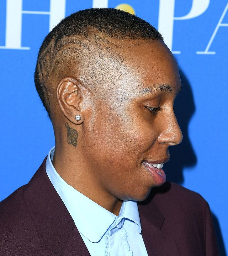 Lena Waithe Explains the Significance of Cutting Her Hair 1