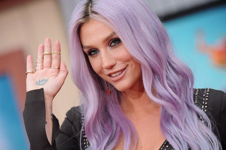 Kesha-Purple-Hair-2014