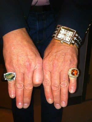 Scott Thorson's jewelry