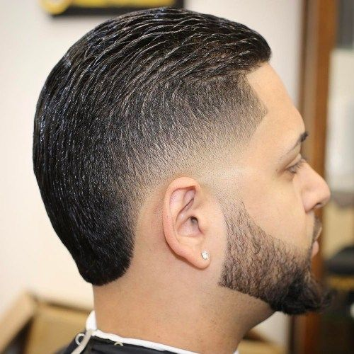 Trumpa Haircut With Low Fade