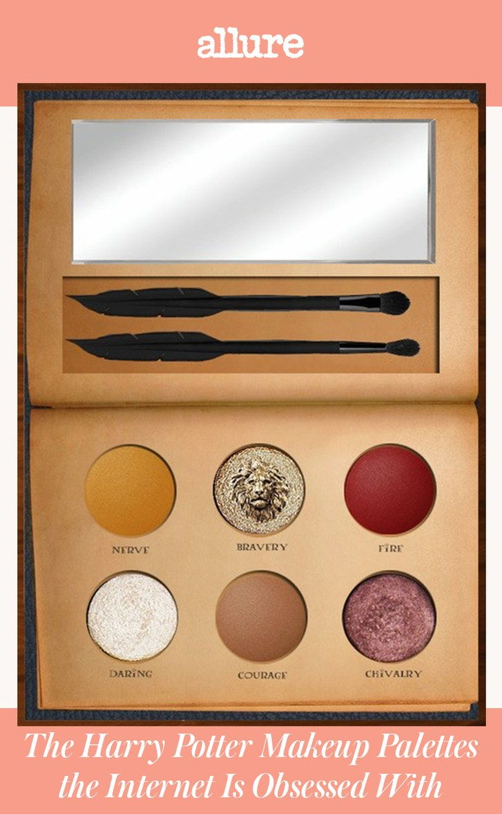 harati Potter Makeup Palettes the Internet Is Obsessed With