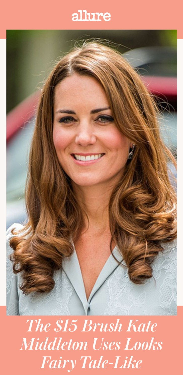 The $15 Brush Kate Middleton Uses Looks Straight Out of a Fairy Tale