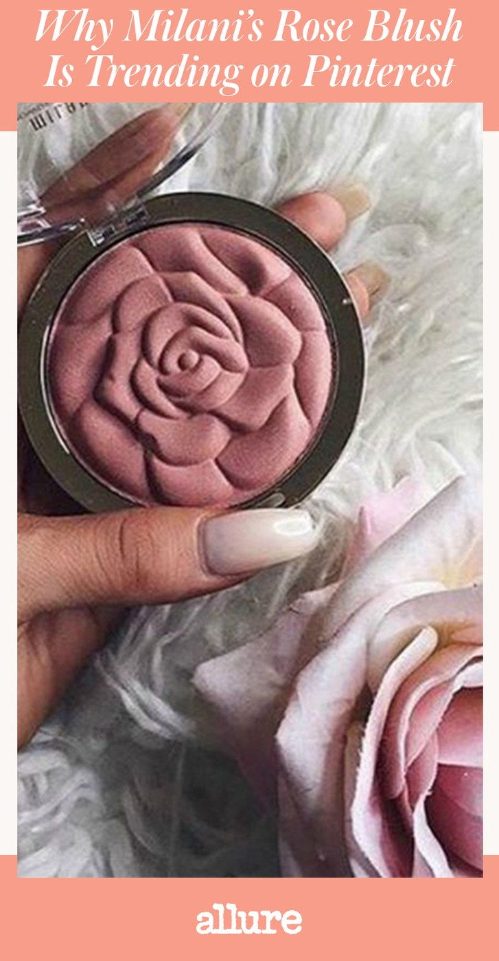 Milani Rose Blush Is Trending on Pinterest